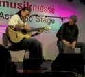 Lulo Reinhardt @ Music Messe 2012